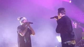 William Singe & Alex Aiono Black Beatle Double Mashup- LIVE Milwaukee