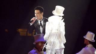 楊千嬅 演唱會 2010 - 飛女正傳(丁子高 合唱) YouTube 影片