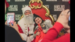 Mojo's Breaking & Entering Christmas Wish GRAND FINALE at Hoover Elementary