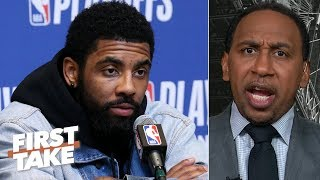The Celtics are in a 'world of trouble' after Game 2 beatdown by the Bucks - Stephen A.   First Take