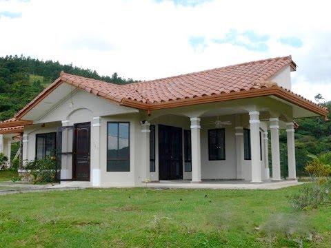 Fachadas de casas con techos a cuatro aguas musica movil for Casas techos cuatro aguas