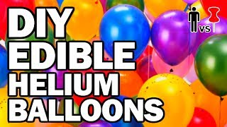 DIY Edible Helium Balloons - Man Vs Pin #114