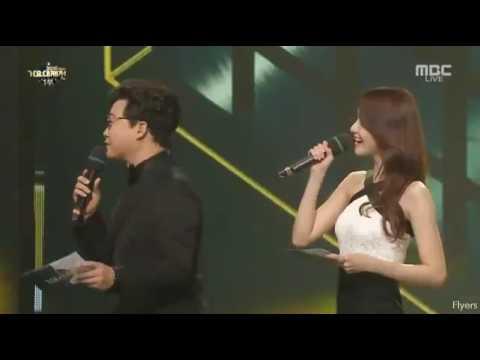 161231 MC Yoona & Taeyeon - MBC Gayo Daejejeon