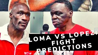 Vasyl Lomachenko vs. Teofimo Lopez predictions from the Mayweather Boxing Club