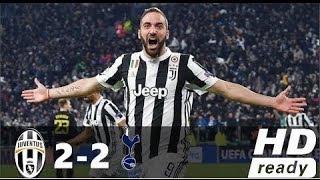 Juventus vs  Tottenham, Champions League (2-2)