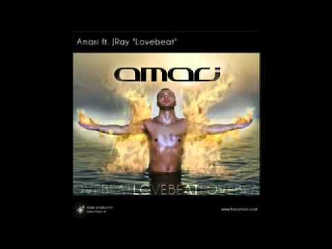 Amari feat. JRay - LoveBeat (Peter Zaad Remix)