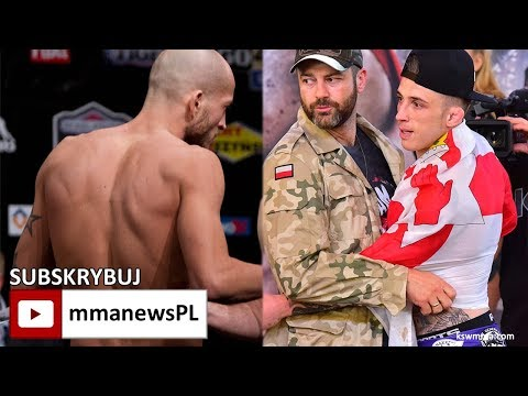 Norman Parke i Maciej Jewtuszko idą na żywioł w studio MMAnews LIVE #49