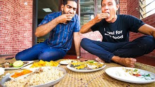 Arab Kenyan Food - COCONUT GRILLED FISH + Tour with Chef Ali Mandhry in Mombasa, Kenya!
