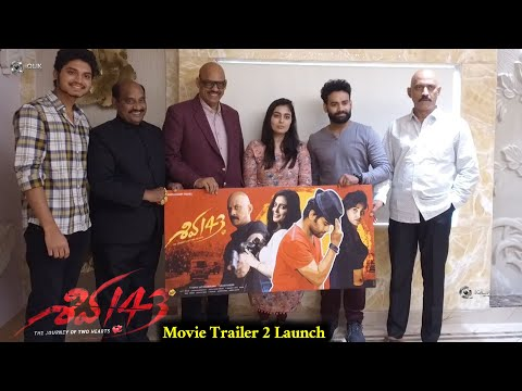 Shiva 143 Official Trailer 2 Launch By Tg Venkatesh Garu