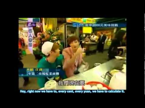 Cute and Childish Henry with the Diva Zhou Mi
