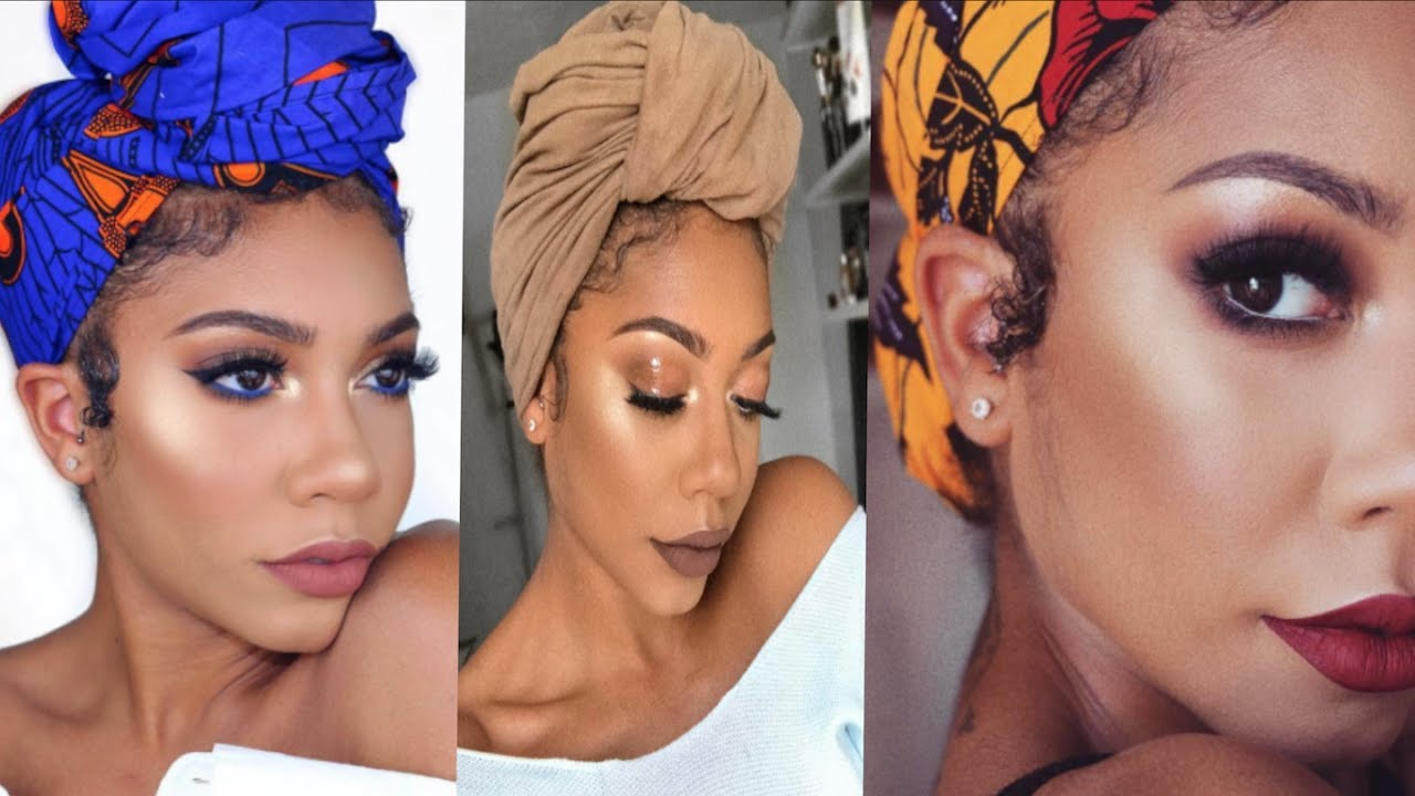 How To Do Head Wrap Styles