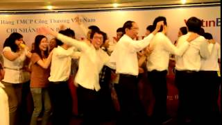 Vietin bank Tan Binh year end party 2012 1013