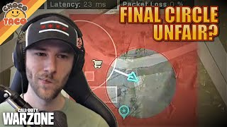 Is Warzone's Final Circle Unfair? ft. Swagger - chocoTaco COD Modern Warfare Gameplay