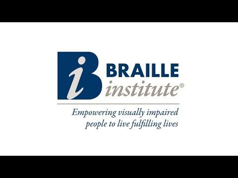 BrailleInstitute Live Stream