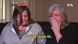 Thân nhân nghi phạm giết chủ tiệm nail người Việt khuyên con đầu thú (VOA)