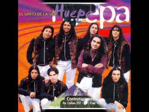 Grupo Huepa Ft. Onda Sabanera, Huellas en mi corazón.wmv