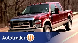 2008-2010 Ford Super Duty - Truck | Used Car Review | AutoTrader
