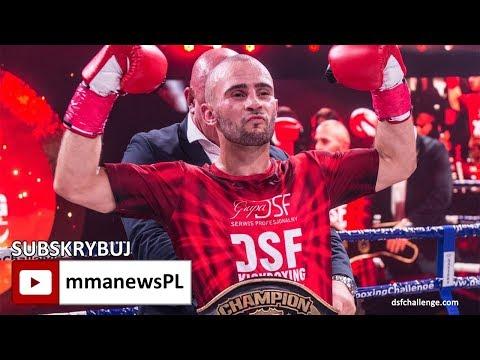 Starty bokserskie i MMA na celowniku wszechstronnego mistrza DSF Jana Lodzika