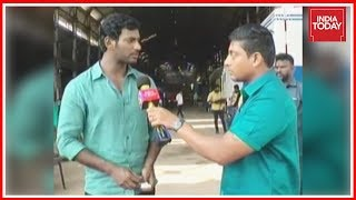 Actor Vishal Speaks Out On GST Raids At His Office & M..