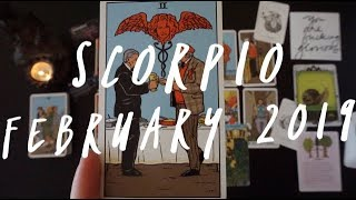 Scorpio - More Money AND More Love!!! February 2019