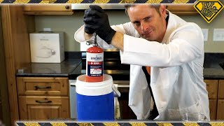How To Make Liquid OXYGEN! TKOR Experiments With Homemade Liquid Oxygen & How Oxygen Is Made