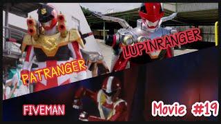 Tensou Sentai Goseiger Episode Previews - ToQ Hachigou