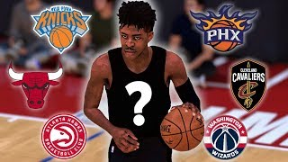 JA MORANT GETS DRAFTED TO...? NBA 2K19 Ja Morant My Career Ep. 6