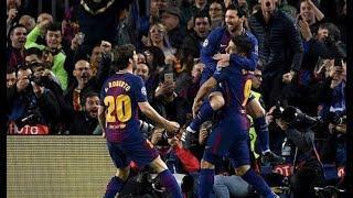 :برشلونة على موعد مع التتويج بالدوري الإسباني أمام ديبورتيفو ...