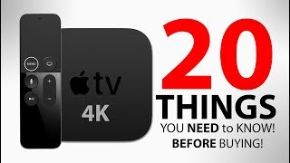 Apple TV 4K - 20 Things You Need to Know!