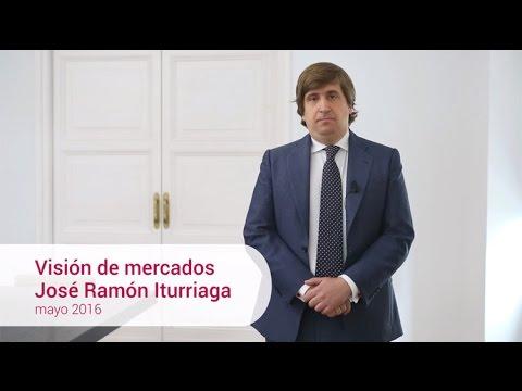 Visión de mercados · José Ramón Iturriaga · Mayo 2016