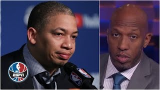 'Disrespectful' and 'pitiful' - Chauncey Billups on Lakers' treatment of Tyronn Lue | NBA Countdown