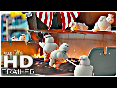 """GHOSTBUSTERS 3: Afterlife """"Mini-Pufts"""" Trailer (2021)"""