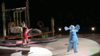 Lilo and Stich: Disney On Ice - Part 1