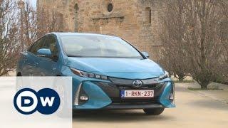 Extrem sparsam: Toyota Prius Plug-In Hybrid   DW Deutsch