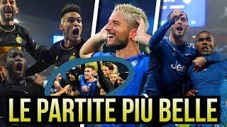 4 Partite Incredibili delle Italiane in Champions League | Gironi di Champions League 2019/20