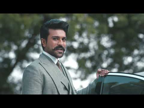 Watch: Ram Charan's new commercial Ad with senior actor Viswanath