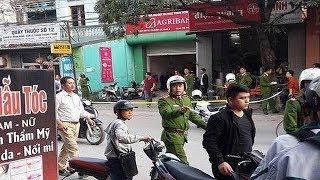 Kẻ dùng bom giả cướp Agribank Bắc Giang khai gì?