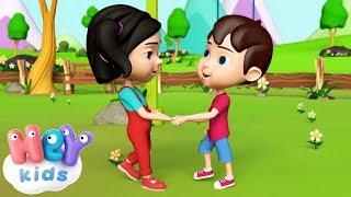 Танцувай с мен - Танци за деца   HeyKids - Детски Песни