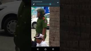 Cảnh sát truy bắt tội phạm như phim hành động