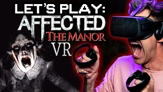 Let's Play: Affected: The Manor