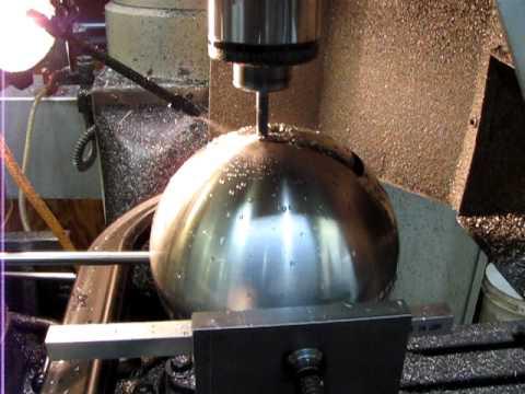 V-Port Ball Valve Manufacturing by Valtorc Video