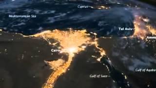وكالة ناسا الفضائية تكشف عن صور غريبة التقطتها لمصر من الفضاء   لن تتخيل ما ستراه
