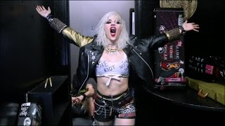 "Barb Wire Dolls - ""Heart Attack"" [Official Video] from album 'Desperate' (Motörhead Music)"
