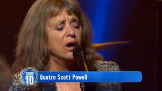 Suzi Quatro Performs 'Just Like a Woman'