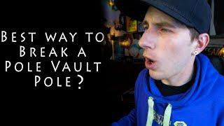 How to break 20 poles | Team Hoot Pole vault