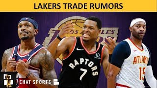 Lakers Trade Rumors: Bradley Beal Offseason Trade, Kyle Lowry Rumors & Vince Carter Trade