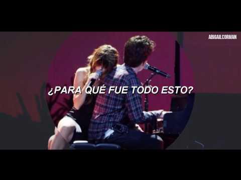 We Don't Talk Anymore   Charie Puth ft  Selena Gomez Traducción al Español