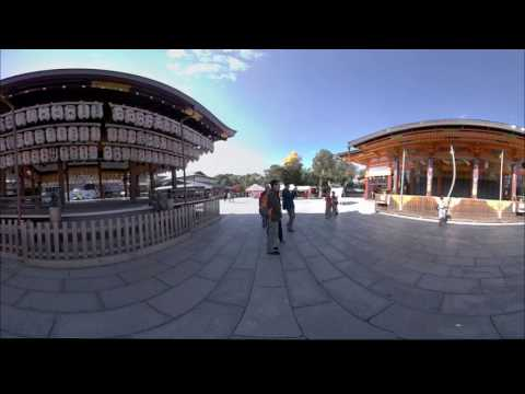 3D 360 degree VR Tour in Japan by @KANDAOVR