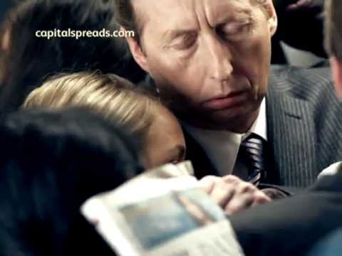 Capital Spreads: City Gent TV Advert