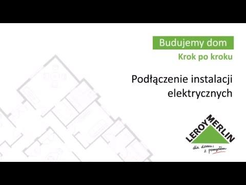 Podłączenie instalacji elektrycznych (26/53)